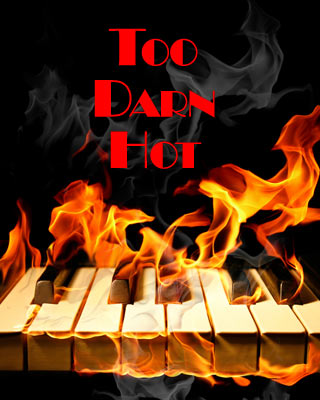 Too Darn Hot Logo